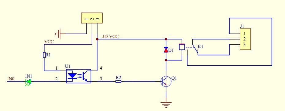 5v Dc Relay Modules